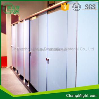 Bathroom Partitions Cheap cheap formica toilet partitions / high pressure laminate bathroom