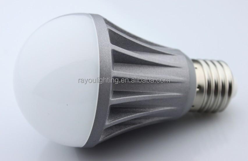e27 led bulb 620lm 6075w