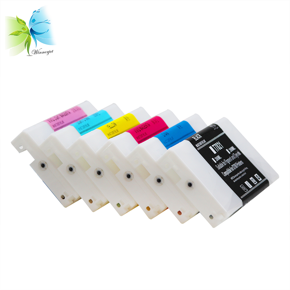 WINNERJET compatible printer ink cartridge SureLab D700 ink cartridge for EPSON D700