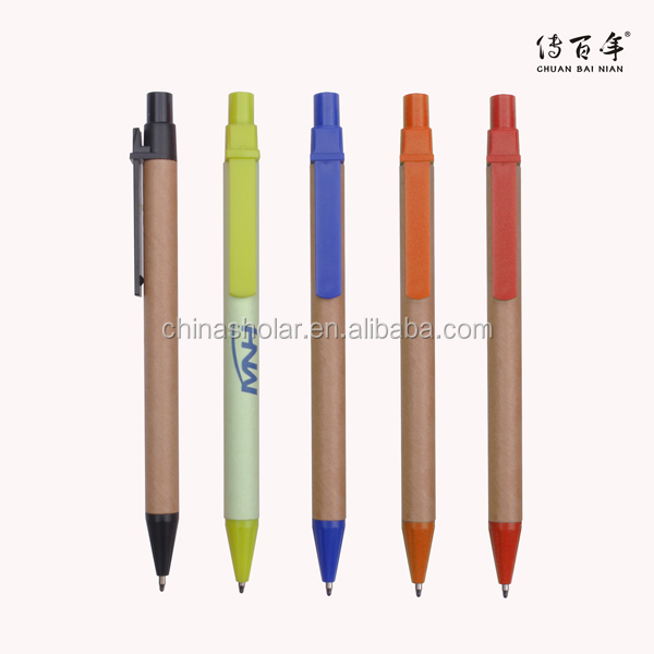 Cheap Customized Promotional Eco Friendly Executive Pen