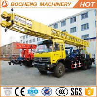 Strong Truck Mounted Water Well Drilling Rig for sale
