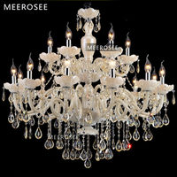 Modern European Style High Quality Glass Crystal Chandelier Pendant light MD3157