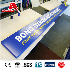 Signboard Products Acm/ACP Aluminium Cladding Panels