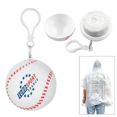 Cheap outdoor portable disposable customized logo printed waterproof transparent poncho tyre shape raincoat ball with black rope