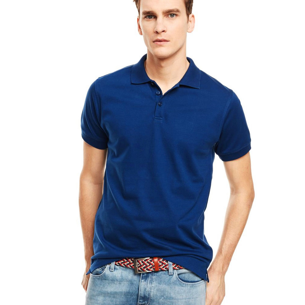 High quality promotional custom printed polo shirt cheap for Custom printed polo shirts cheap