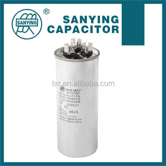 (MAB MAK 450VAC 50/60Hz) CBB65-A11 Single-phase 24uf Capacitors
