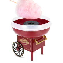 home use red cotton candy floss maker