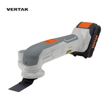 VERTAK multi function electric 팬 진동 tool 18 볼트 lithium battery cordless multi tool