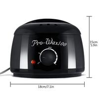 2019 Amazon Top Seller Private Label Wax Heater Hair Removal Professional Pro-wax 100 Wax Warmer Machine