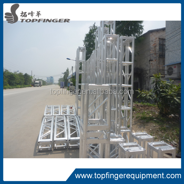 China wholesale aluminum sturdy modular truss vs rafter for event