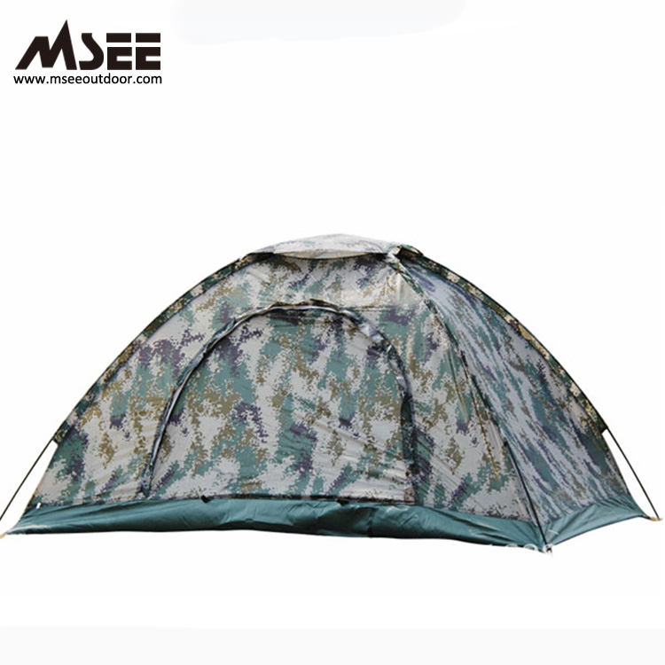 MSEE design traveling 군 camping tent 군 camouflage 생존 텐트 \ % sale