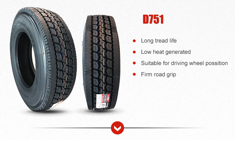 ROYAL MEGA Brand Vietnam tires 295/75R22.5 for semi truck tires