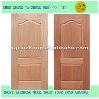 Veneer Moulded HDF Door Skin