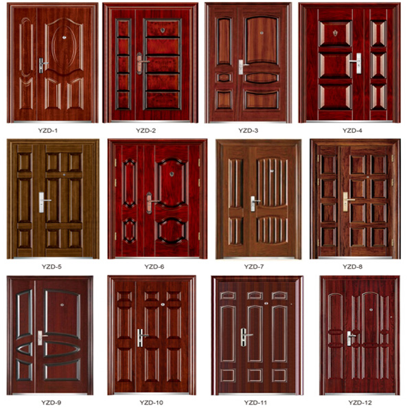 Main door design catalog for Wood door design catalogue