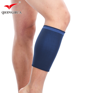 Compression sports protect non-slip unisex knee pad support sleeve