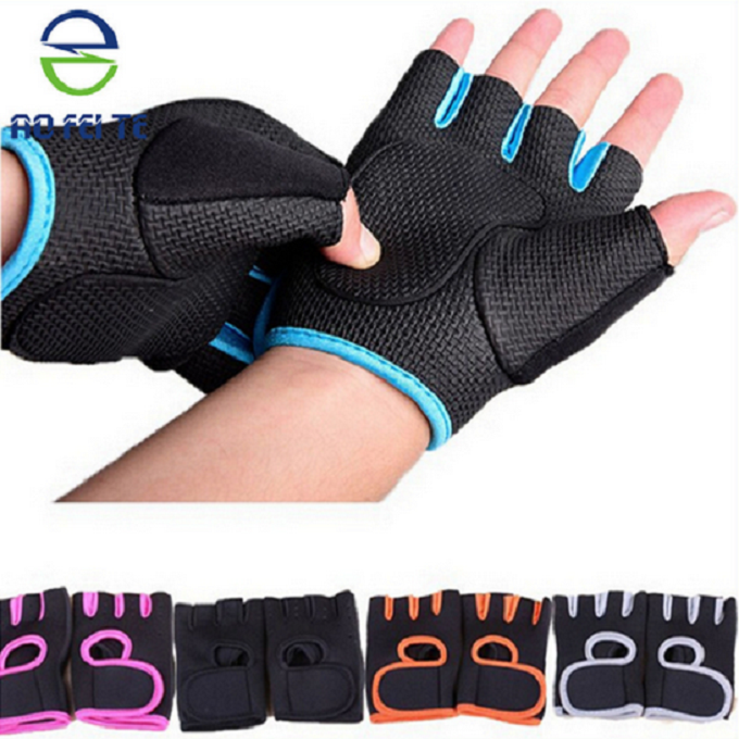 Gym Body Building Training Sports Fitness WeightLifting Gloves workout gloves