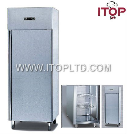 stainless steel commercial refrigerator & freezer