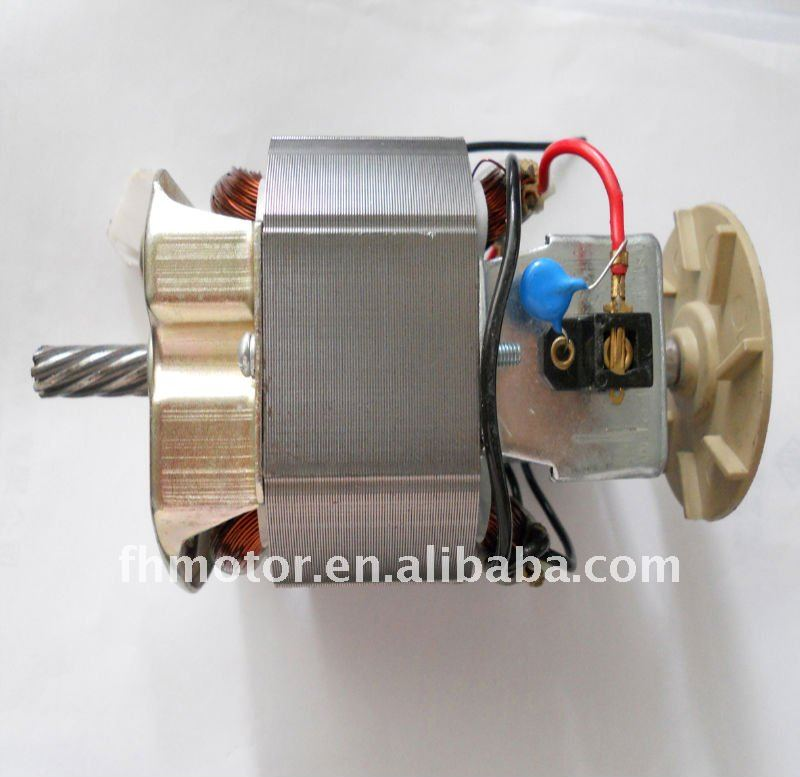 ac gear electric motor for mixer grinder 8840