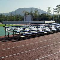 comfortable outdoor economic stadium long benches