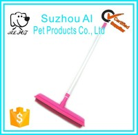 Best Selling High Quality Pet Dog Cat Hair Rubber Broom