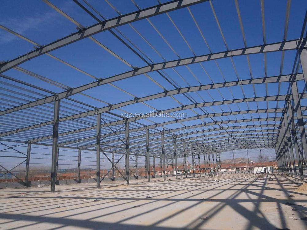 steel structure warehouse factory building design