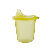 Non-toxic silicone fda grade spill free baby lovely baby training sippy cup