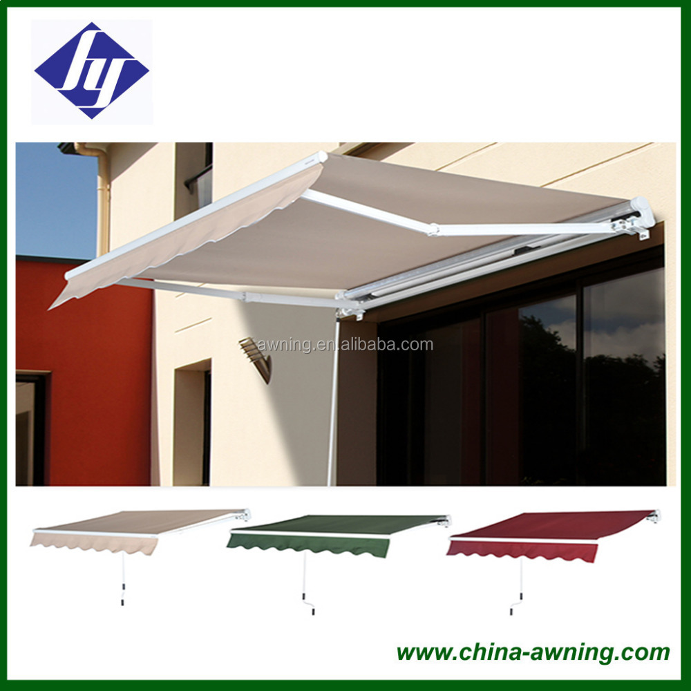 Cheap Retractable Awning Price China supplier