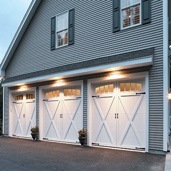 estate x door top white openers model e garage ice country img eastman doors quality midway