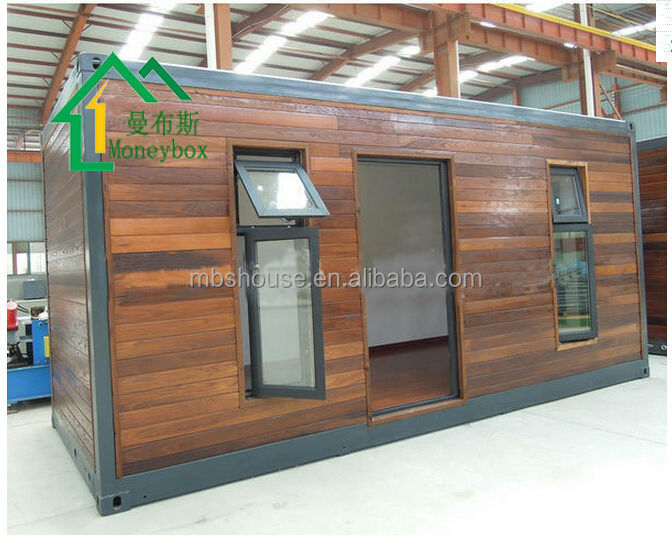 Wooden container house for sale luxury coffee container for Wohncontainer design