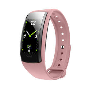 Blood Pressure Sport Smart Bracelet QS90 plus Heart Rate Monitor Waterproof IP67 Fitness Wristband