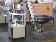 cap slitting machine Closures closing machine