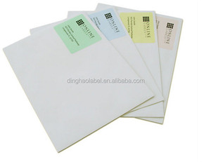 A4 Sheet self adhesive laser paper blank a4 shipping sticker label