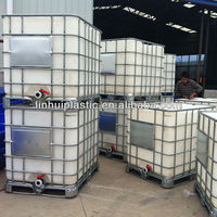 High quality IBC container/tank/tote for washing system