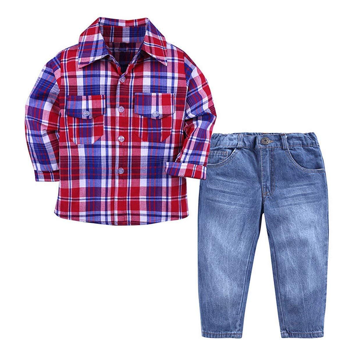 Children Clothes 2018 Autumn Winter Boys Clothes T-Shirt+Pant 2Pcs Outfit Kids Tracksuit Sports Suit Boys Clothing Sets