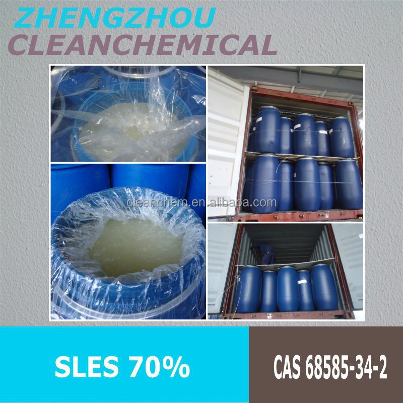 texapon sles n70 chemical