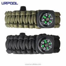 SOS 야외 생존 키트 <span class=keywords><strong>paracord</strong></span> bracelet most popular 야외 장비 대 한 \ % sale