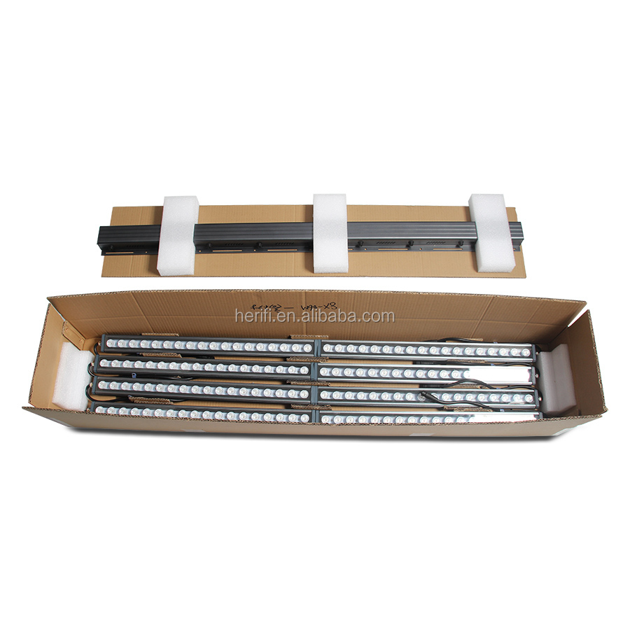 400w 600w 800w China supplier energy saving ce rohs grow light ip65 tri-proof led light/led tri-proof light fixture