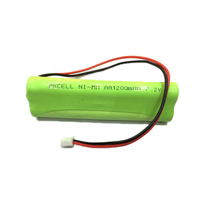 Shenzhen PKCELL NIMH 1.2V AA 1200mAh Battery Pack 7.2V AA1200mAH Ni-Mh Cordless Drill Rechargeable Battery