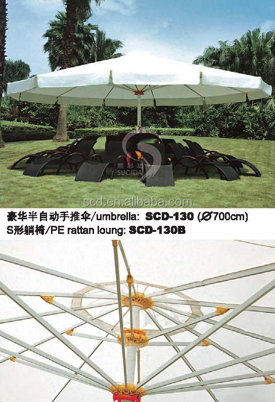 Wind Resistant Heavy Duty Big Patio Parasol Buy High