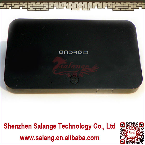 New 2014 made in China Rockchip Quad-Core Cortex A9 1.6GHz android wifi <strong>dongle</strong> <strong>tv</strong> <strong>box</strong> <strong>hdmi</strong> by salange