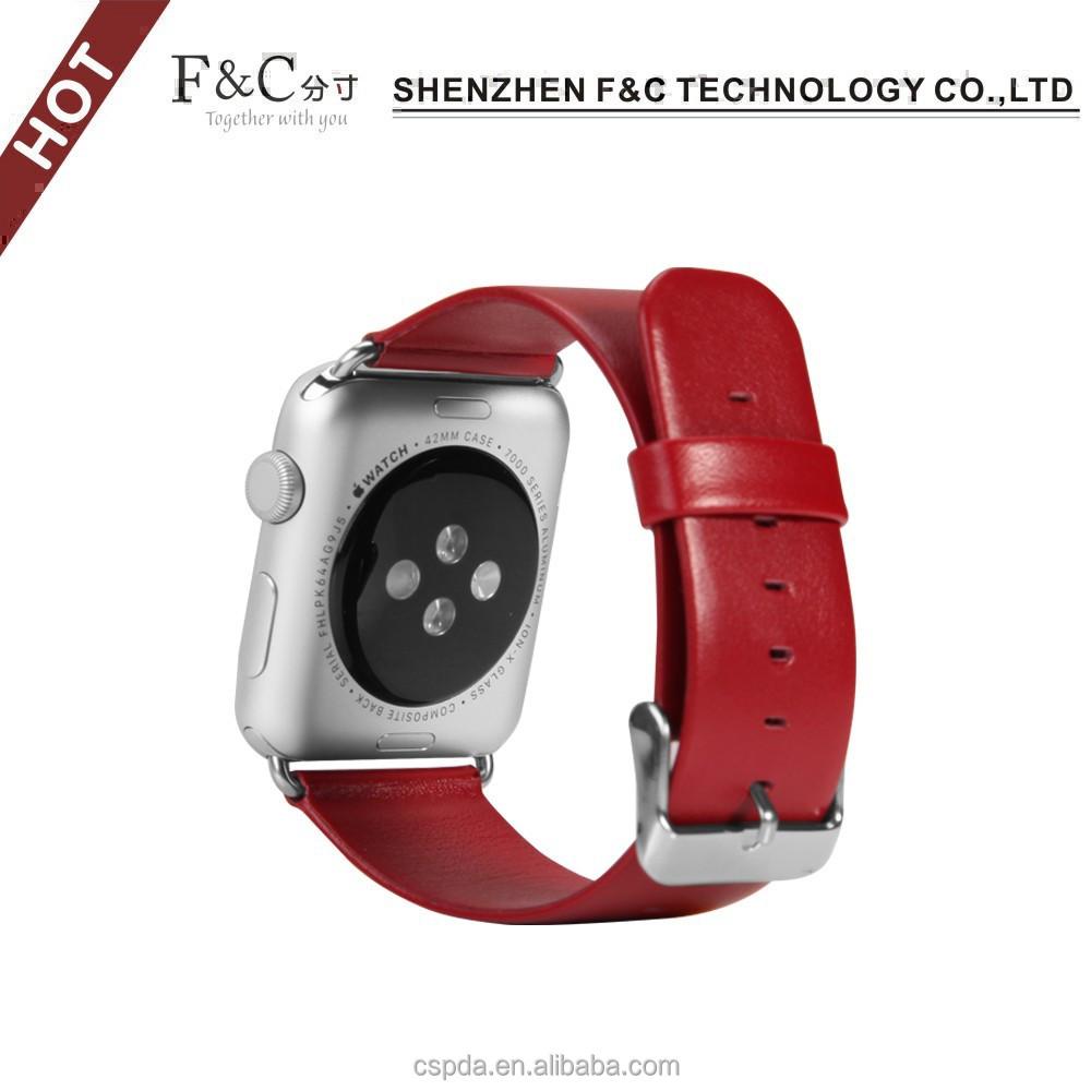 Кожаный ремень для часов apple ремень женский в какую сторону