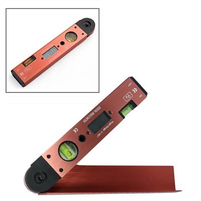 In stock Digital LCD Display multi Angle Meter ruler with Spirit <strong>Level</strong>