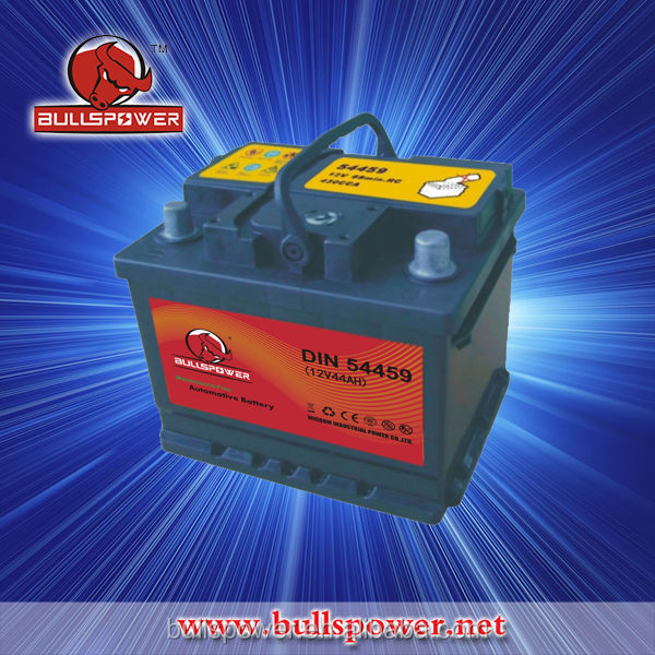 Good CCA 12v 44ah best mf 55b24r spain auto power car battery