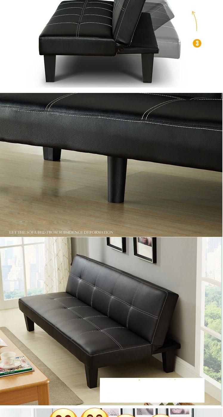 Elegant Sofa Bed With Storage Box Novel Design Folding Sofa Cum Bed