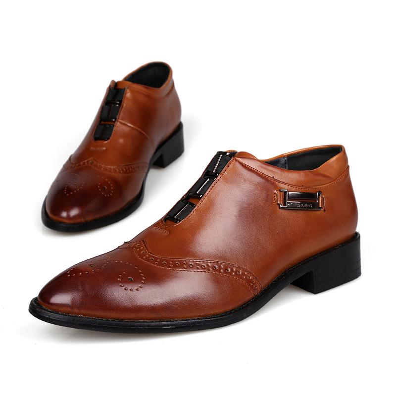 Mens  Ee Soft Toe Shoe
