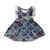 2019 Hot Selling Kids 3d Digital Printing Sleeveless Dress Toddler Girls Summer Dress Wholesale