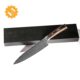 Hot Products Water Lines Pattern Blade Kitchen Knives Stainless Steel Chef Knife