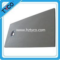 installing shower base waterproof floor baseboard
