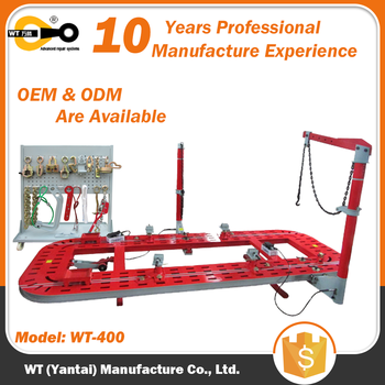 Wt Wt-400 Ce Approved Auto Body Frame Machine With Craigslist - Buy ...
