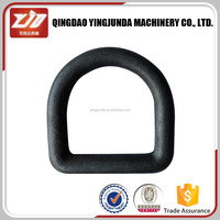 Stainless Steel D Ring Good Finish Marine Hardware